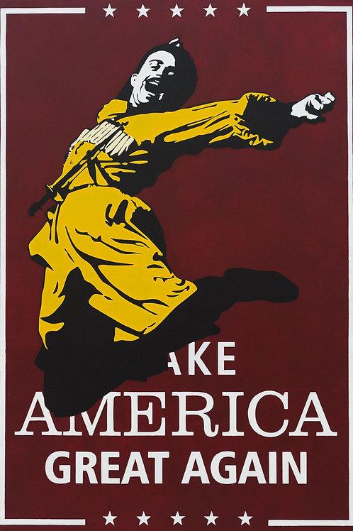 Jorge Rodríguez Diez (R10): Make America Great Again