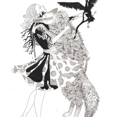 Bird in Wolfheart