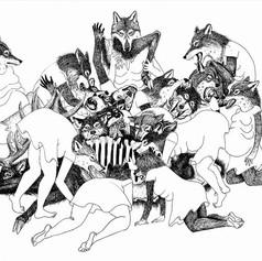 She Wolves' Potluck