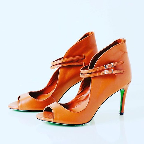 Summer Open Toe Heel