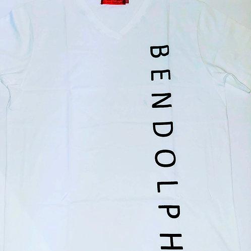 BENDOLPH VT WHITE T SHIRT