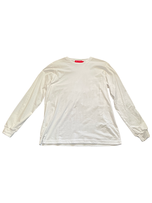 BENDOLPH WHITE LONG SLEEVE