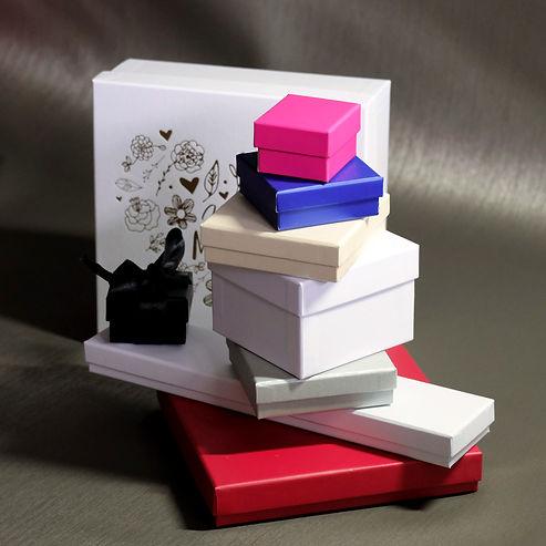 Ecrins bijoux en cartons, écrin bague, écrins bracelet, boite à bijoux, personnalisé, votre logo