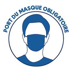 COVID PORT DU MASUQE OBLIGATOIRE