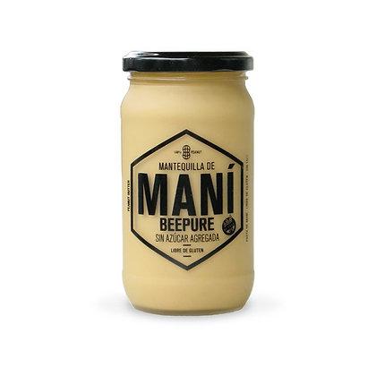 Mantequilla de Maní - BEEPURE Frasco 360gr