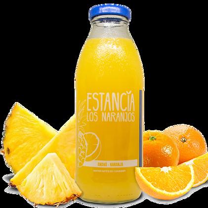 Jugo natural sabor Anana con naranja - 500 cc