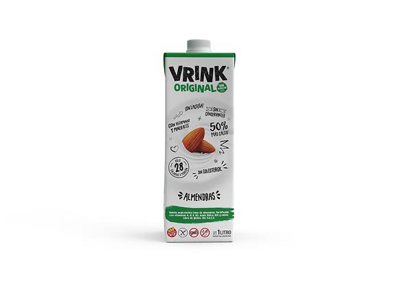 Leche de Almendras Original sin Azúcar -VRINK 1 litro