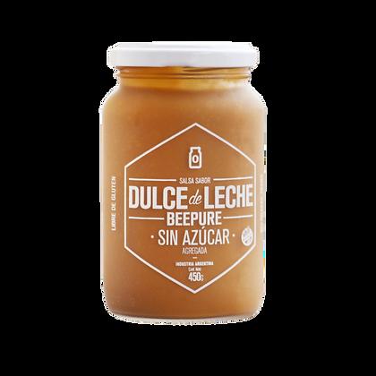 Dulce de Leche SIN AZÚCAR - BEEPURE Frasco 400g.