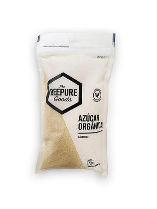 Azúcar Rubia Organica - BEEPURE bolsa Zip 700g