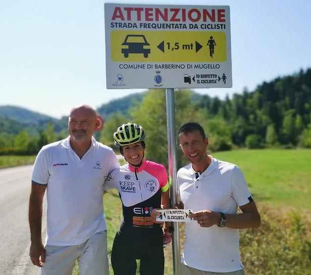 Maurizio Fondriest, Paola Gianotti, Marc
