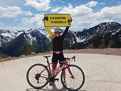Paola Gianotti Il Giro del Piemonte 2020