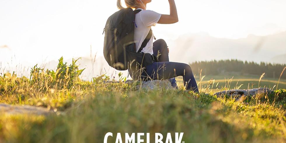 CamelBak Virtual Product Intro & Q+A for the EU Outdoor Press
