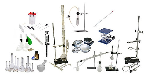 Демонстрационное оборудование (химия)