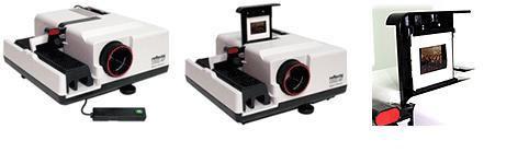 Слайд-проектор Reflecta 2000 AF (автофокус, кабельный пульт, объектив FF 85мм, м