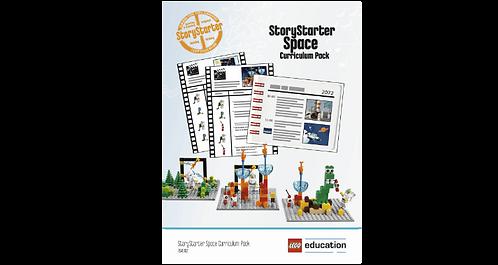 """Комплект учебных материалов StoryStarter """"Развитие речи 2.0. Космос"""""""