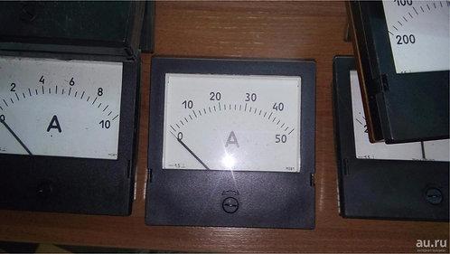 Амперметр постоянного тока (2 А)