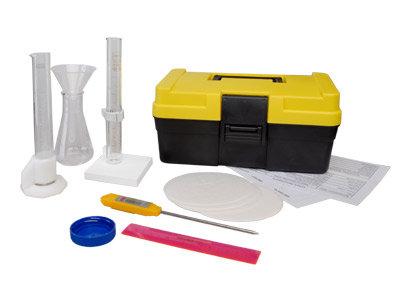 Экознайка 1. Набор для определения прозрачности, цветности и запаха воды
