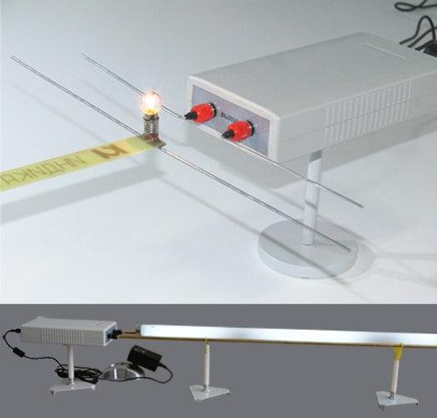 Комплект для изучения электромагнитных волн, ЭВ‑КЛ
