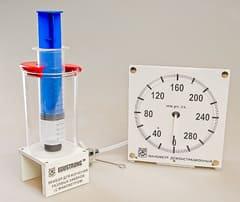 Набор для исследования изопроцессов в газах  «Газовые законы» объединенный