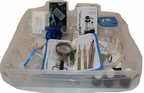 Набор посуды и принадлежностей по Биологии( расширенный)
