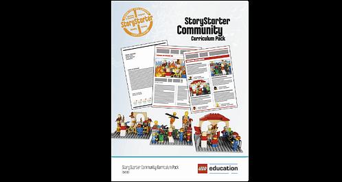 """Комплект учебных материалов StoryStarter """"Развитие речи 2.0. Городская жизнь"""""""
