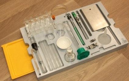 Набор оборудования для выполнения ОГЭ / ГИА по химии