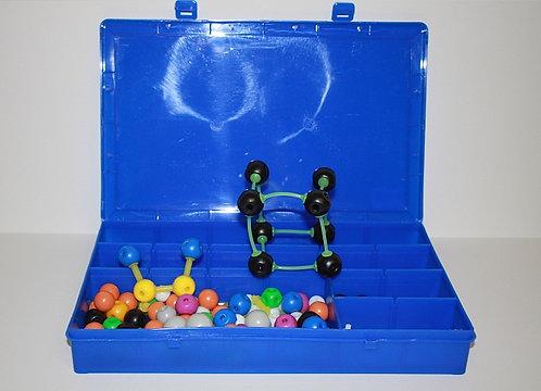 Комплект моделей атомов для составления молекул лабораторный