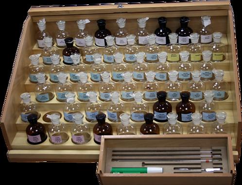 Устройство для хранения (хранилище) химических реактивов