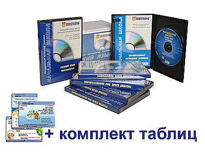 """Интерактивный наглядный комплекс для начальной школы """"Русский язык"""""""