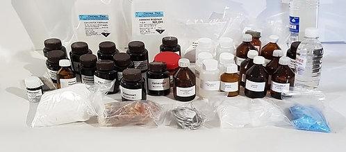 Комплект химических реактивов