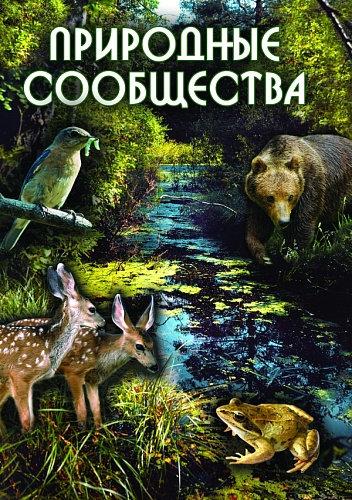 DVD Природные сообщества