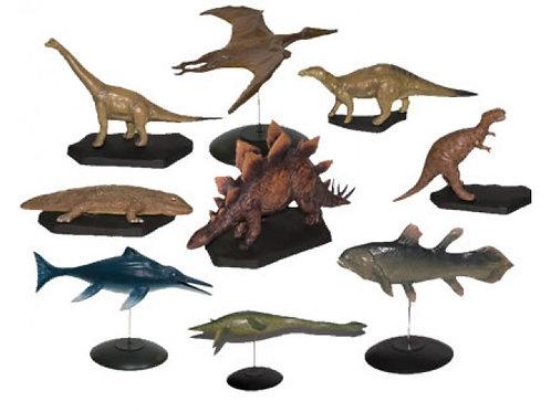 Набор моделей Ископаемые животные