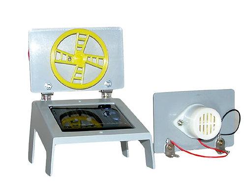 Комплект для демонстрации превращения световой энергии