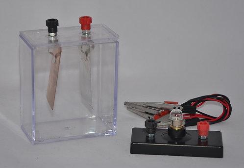 Набор по электролизу лабораторный