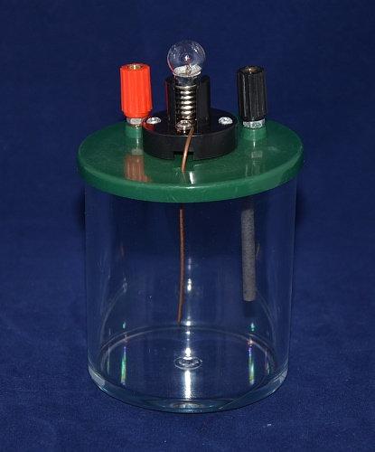 Прибор для опытов по химии с электрическим током ПХЭ лаб.