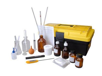 Экознайка 2. Набор для оценки растворенного кислорода в воде