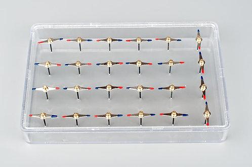 Модель молекулярного строения магнита