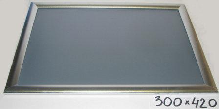 Рамка-стенд универсальная для плакатов и таблиц А3 (300*420)