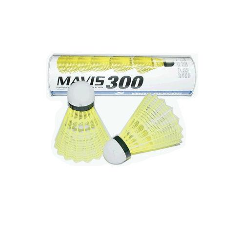 Воланы MAVIS 300 пластиковые