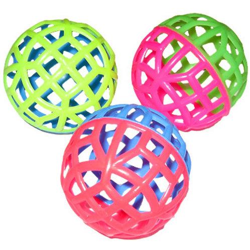 Мяч пластиковый для бадминтона
