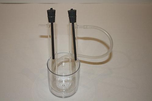 Прибор для электролиза растворов солей дем