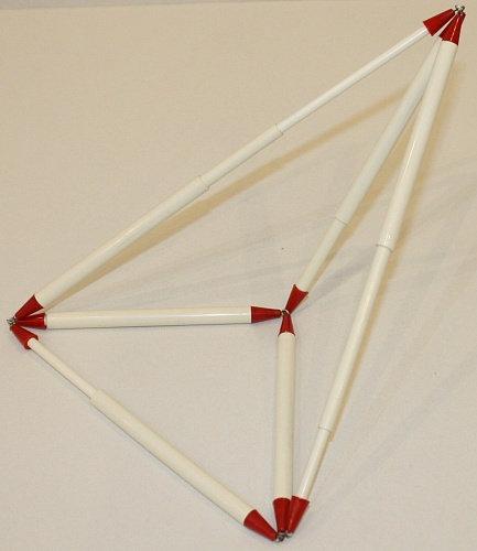 Модель по стереометрии Треугольная пирамида