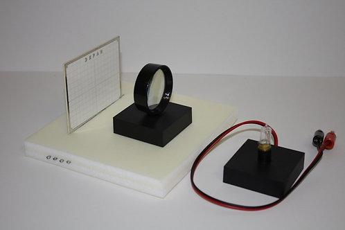 Комплект по геометрической оптике (лаб.)