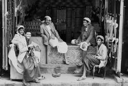 Sanaa,Yemen, merchants