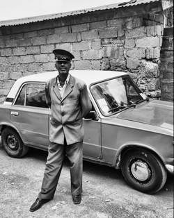 Addis Ababa car park chief