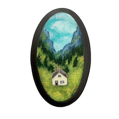 Little House In The Deep Deep Valley