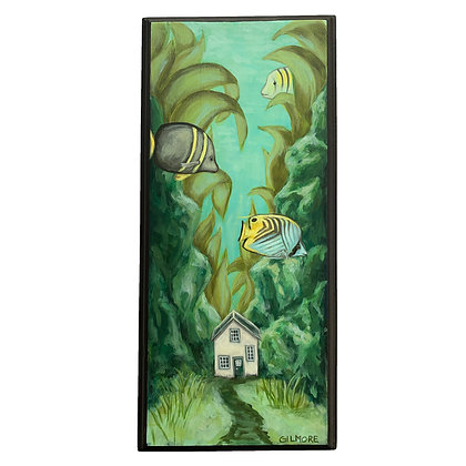 Little House At The Bottom Of The Sea
