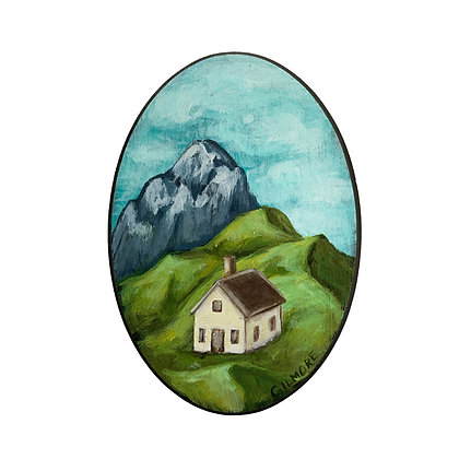 Little House On The Mountain Top