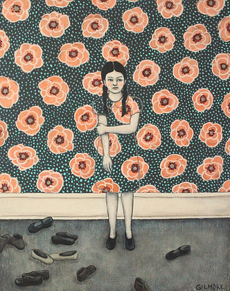 Wallflower - Limited Edition Fine Art Print