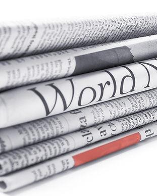 新聞のスタック